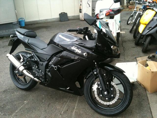 Kawasaki  Ninja250R